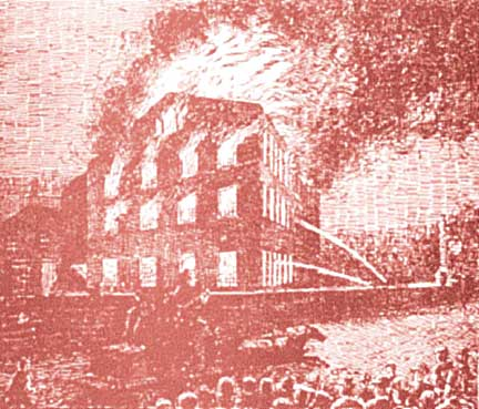 Burning Mill