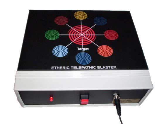 etheric telepathic blaster