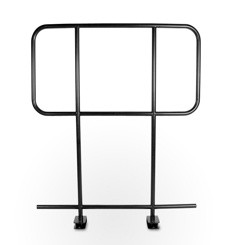 Handles Stands and Barriers