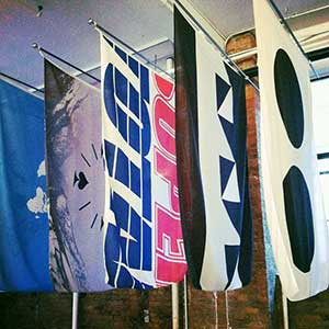 Flag New York City, Performa 13